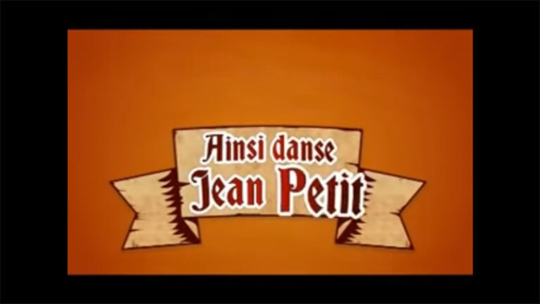 Jean Petit Qui Danse – A song for learning Body Parts