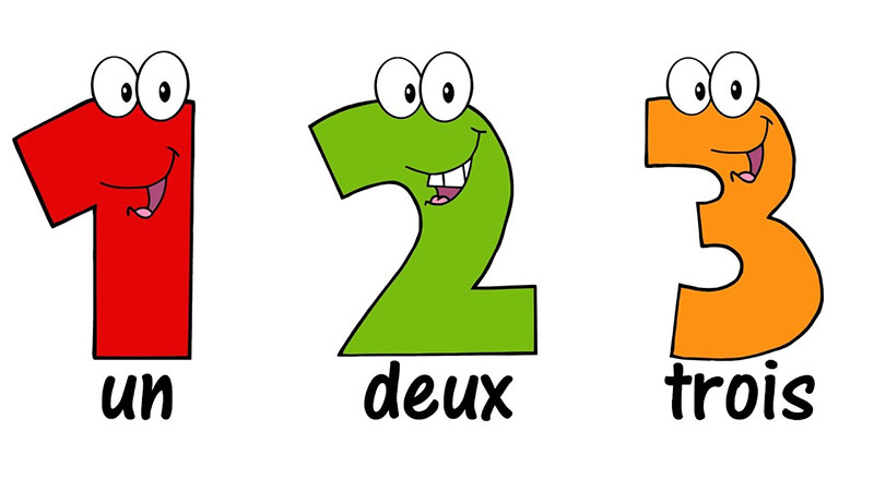 Counting In French